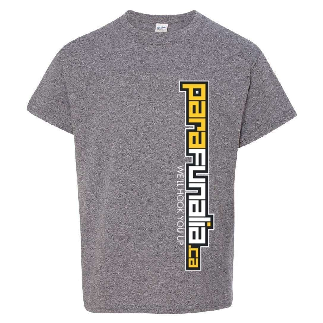 ParaFunalia Men's T-shirt - Vertical Logo